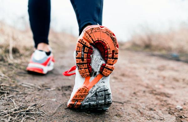 zapatos adecuados para caminar