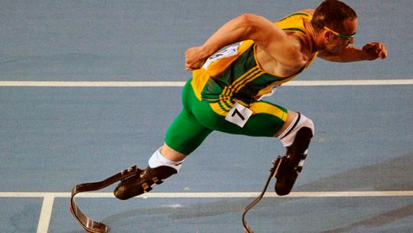 Prótesis Biónicas de Oscar Pistorius