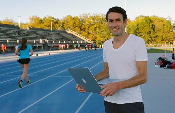 Tecnología en el atletismo