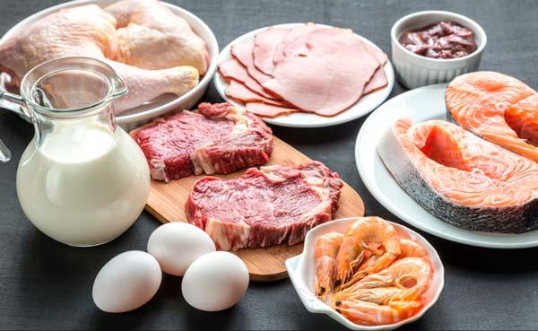 Cantidad Diaria De Proteínas Recomendada En Hombres