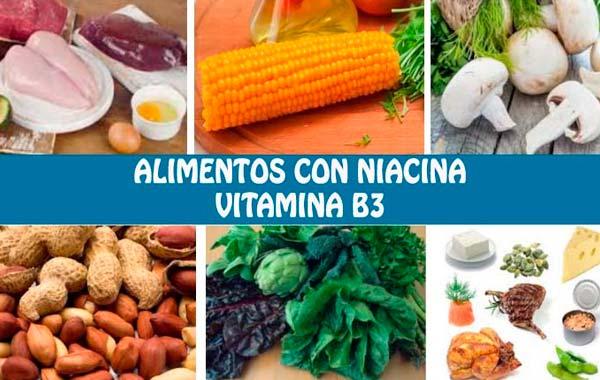Deficiencia De Niacina Y Alimentos Ricos En Vitamina B3