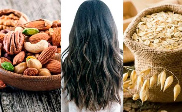 alimentos esenciales para el crecimiento del pelo