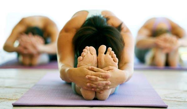 Ejercicios del método Pilates