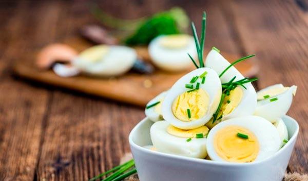 Cuántos huevos podemos comer