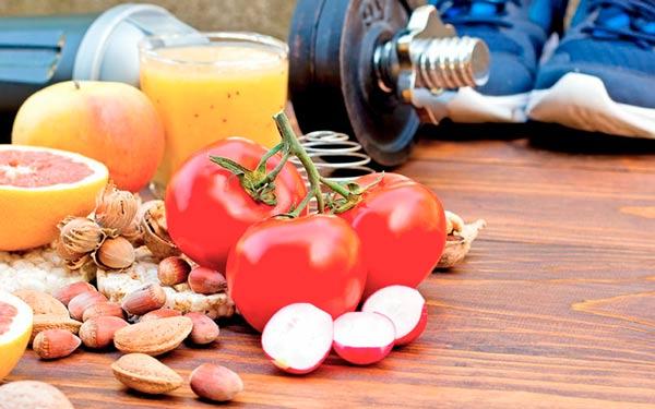 llevar vida saludable