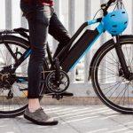 bicis eléctricas en la ciudad