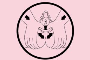 Pasos para el masaje perineal durante el embarazo