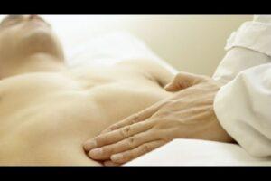 Laparotomía o apertura de la cavidad abdominal