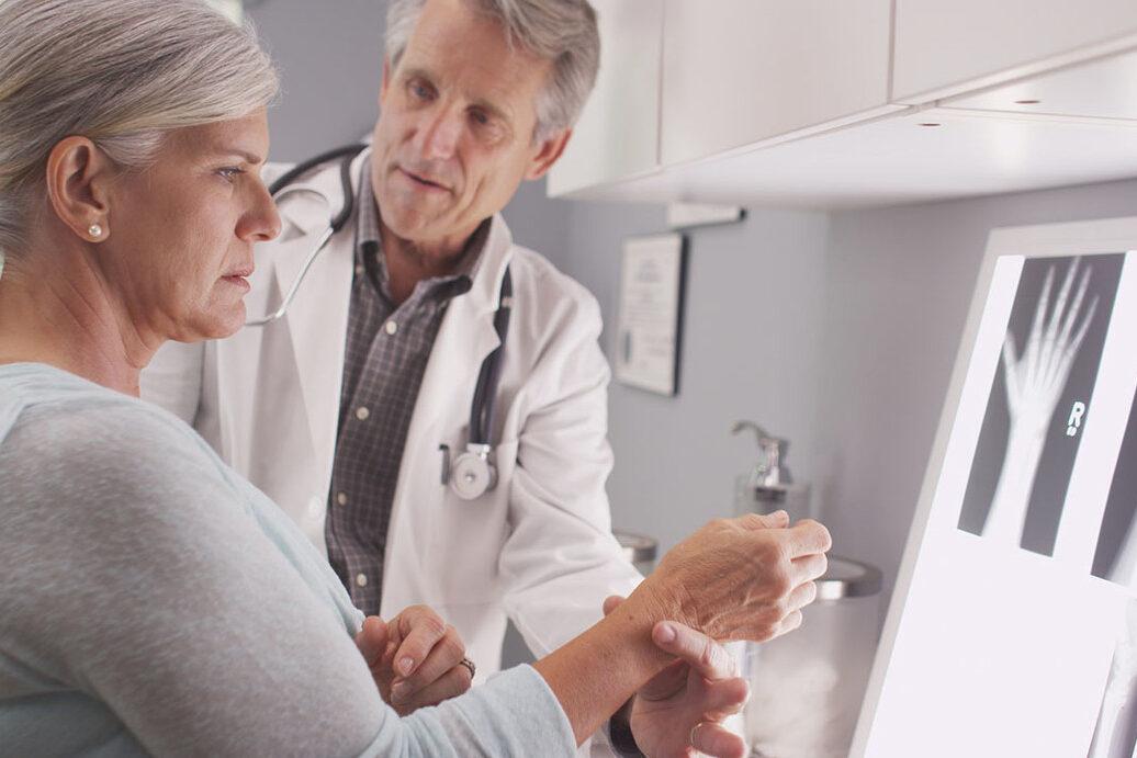 Triclosán y osteoporosis